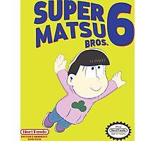 Super Matsu Bros 6 Todomatsu Photographic Print