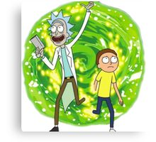 /*/Rick and Morty/*/ Canvas Print
