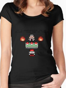 Zelda Pokemon Women's Fitted Scoop T-Shirt