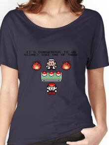 Zelda Pokemon Women's Relaxed Fit T-Shirt