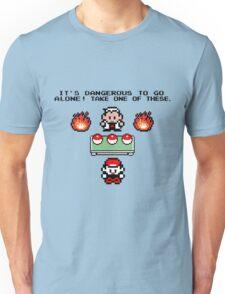 Zelda Pokemon Unisex T-Shirt