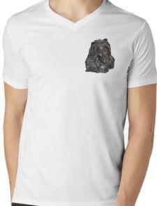 Bob Marley Mens V-Neck T-Shirt