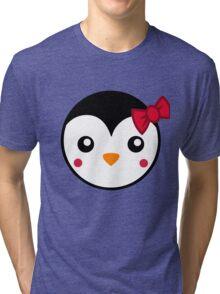 Little Penguin Tri-blend T-Shirt