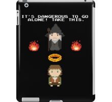 Zelda Of The Rings iPad Case/Skin