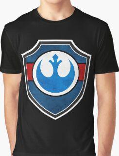Rebel Alliance Badge Graphic T-Shirt