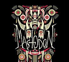 mastodon by MParis