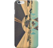 Wanderlust without compass iPhone Case/Skin