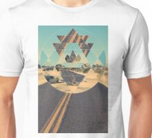 Wanderlust without compass Unisex T-Shirt
