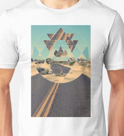 Wanderlust without compass Unisex T-Shirt