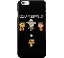 Zelda Lebowski iPhone Case/Skin
