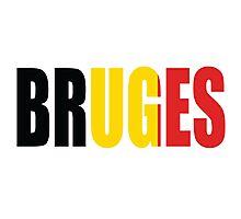 Bruges Photographic Print