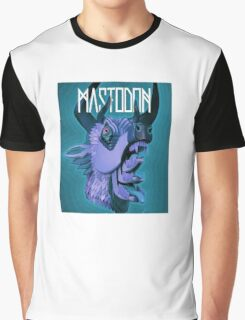 mastodon Graphic T-Shirt