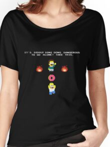 Zelda Simpsons Women's Relaxed Fit T-Shirt
