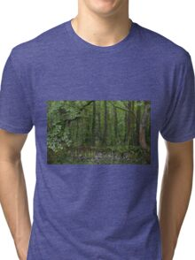 Welcome To The Woods Tri-blend T-Shirt