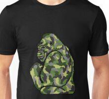 Camo Gorilla Unisex T-Shirt
