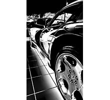 American Muscle Photographic Print