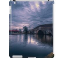 Potter Heigham Bridge iPad Case/Skin