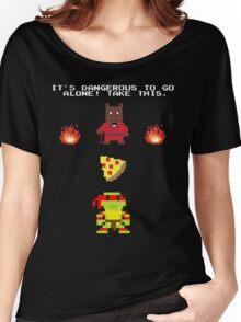Zelda Mutant Turtle Women's Relaxed Fit T-Shirt