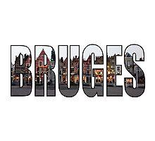 Bruges. Photographic Print