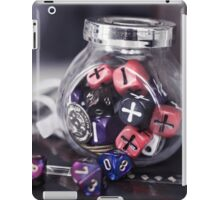 Dice Lover iPad Case/Skin