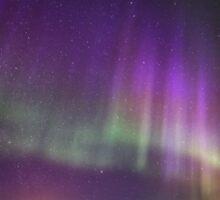 Aurora Borealis, Iceland Sticker