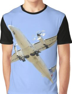 ATR 42 landing Graphic T-Shirt