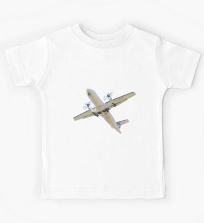 ATR 42 landing Kids Tee