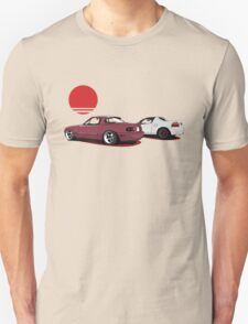 JDM Sunset Unisex T-Shirt