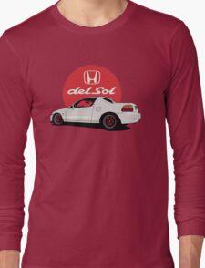 Honda Del Sol Long Sleeve T-Shirt