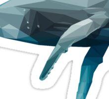 Whale Done Sticker