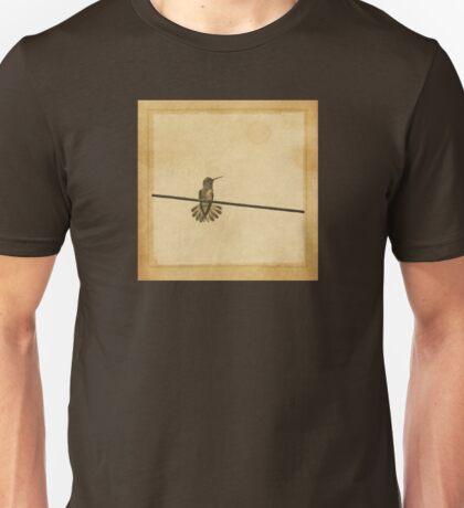 Hummingbird of Brazil Unisex T-Shirt