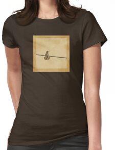 Hummingbird of Brazil Womens Fitted T-Shirt