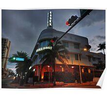 South Beach - Essex House 001 Poster