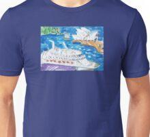 Big Ship at Circular Quay Unisex T-Shirt