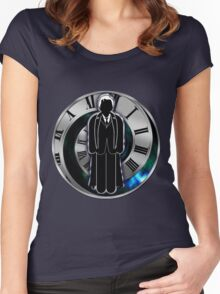 Doctor Who - 10th Doctor - David Tennant Women's Fitted Scoop T-Shirt