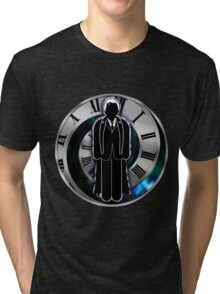 Doctor Who - 10th Doctor - David Tennant Tri-blend T-Shirt