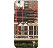 City - Pittsburg Pa - Fort Pitt Blvd iPhone Case/Skin