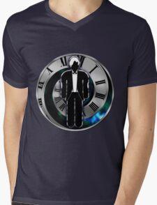 Doctor Who - 11th Doctor - Matt Smith Mens V-Neck T-Shirt