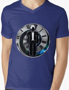 Doctor Who - 11th Doctor - Matt Smith Mens V-Neck T-Shirt
