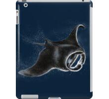 Flying Manta iPad Case/Skin