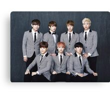 korean Group  Canvas Print
