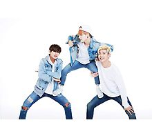 kpop dance Photographic Print