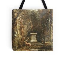 Woodland Stag Tote Bag