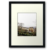 View over Bath from Cavendish Crescent Framed Print