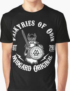 Valkyries of Odin - Midgard Original Graphic T-Shirt