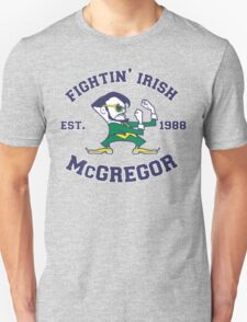 Fightin' Irish McGregor (Suited and Booted) T-Shirt