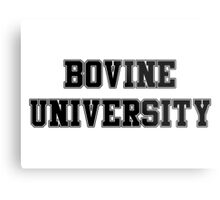 Bovine University – Ralph Wiggum, The Simpsons Metal Print