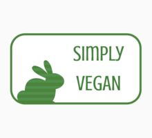 Simply Vegan One Piece - Long Sleeve
