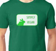 Simply Vegan Unisex T-Shirt