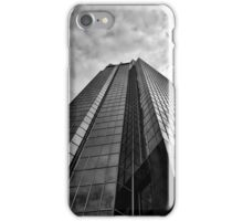 Glass tower iPhone Case/Skin